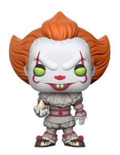 FUNKO POP! Pennywise con Barco 472 - It