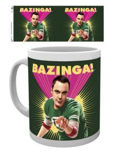 Taza Bazinga! - The Big Bang Theory