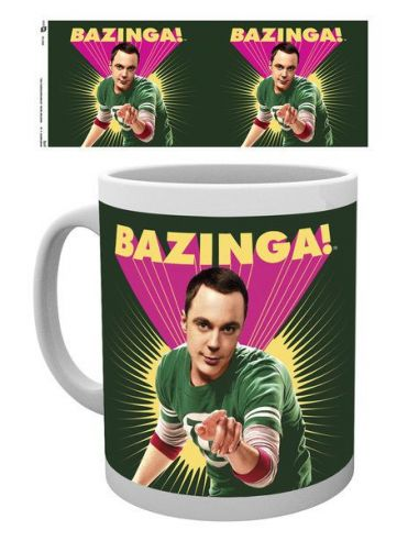 Taza Bazinga! - The Big Bang Theory