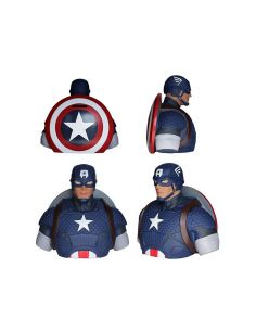 Hucha Capitán América 22cm - Marvel