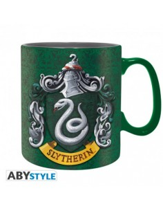 Taza Slytherin 460 ml - Harry Potter