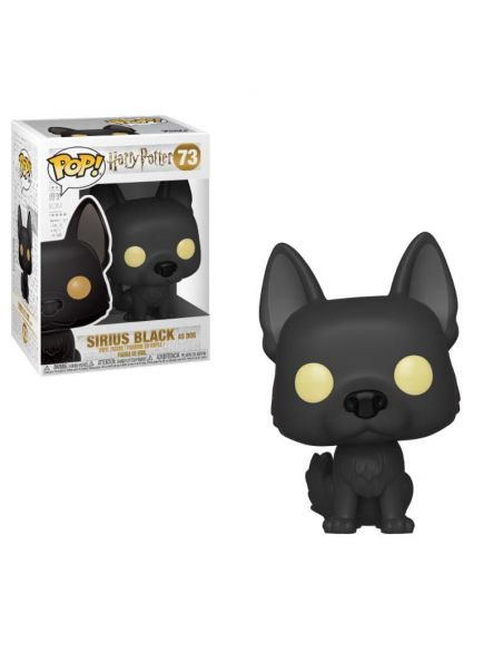 FUNKO POP! Sirius Black is Dog 73 - Harry Potter