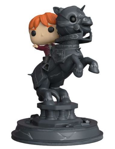 FUNKO POP! Ron Weasley figura Ajedrez 82 - Harry Potter