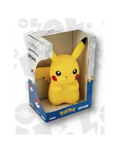 Lámpara LED Pikachu 25 cm - Pokémon