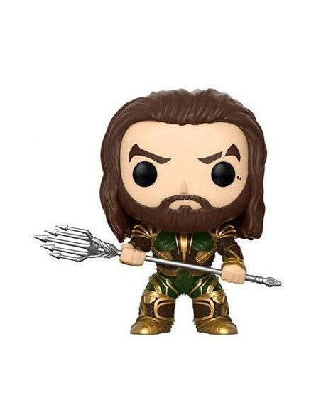 FUNKO POP! Aquaman (Armored) 205 - DC Comics