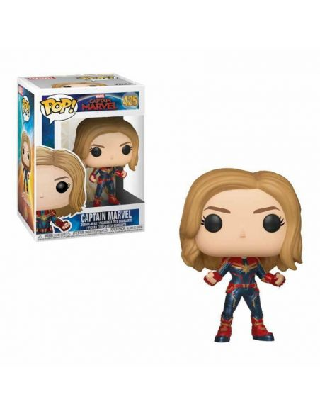 FUNKO POP! Capitana Marvel 425 - Marvel