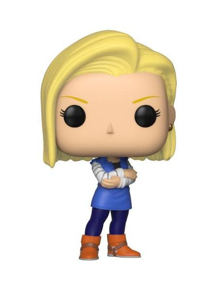 FUNKO POP! Android 18 (530) - Dragon Ball