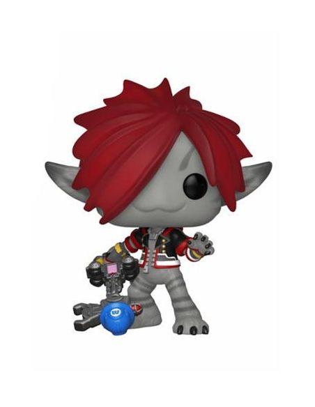FUNKO POP! Sora (Monsters Inc.) 408 - Kingdom Hearts III