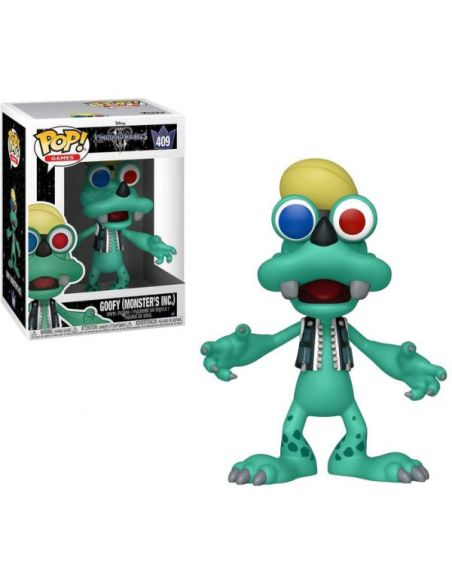 FUNKO POP! Goffy (Monsters Inc.) 409 - Kingdom Hearts III
