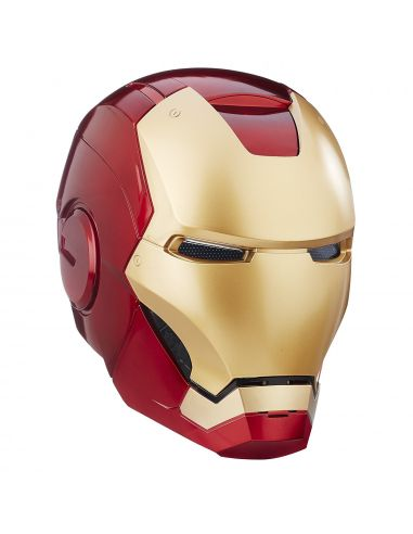 Casco Iron Man réplica 1:1 Electrónica - Marvel Legends - Marvel