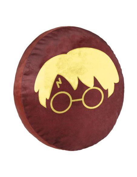 Cojín redondo silueta Harry Potter - Harry Potter