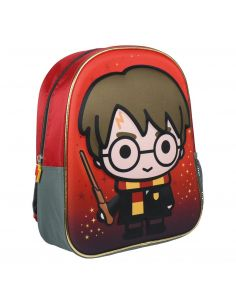 Mochila infantil 3D Harry Potter kawaii - Harry Potter