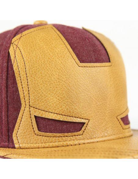 Gorra visera plana Iron Man - Marvel
