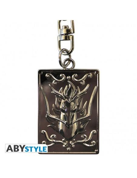 Llavero emblema Dragón - Los Caballeros del Zodiaco