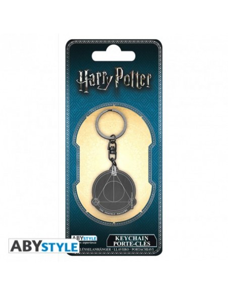 Llavero Las Reliquias de la Muerte - Harry Potter