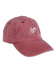Gorra Baseball logo Harry Potter