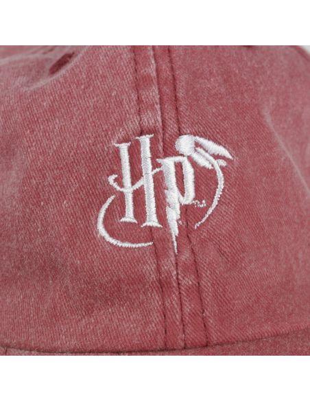 Gorra Baseball logo Harry Potter