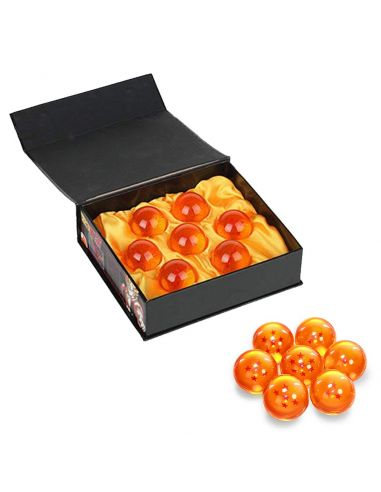 Set de 7 Bolas de Dragón 4'2 cm - Dragon Ball