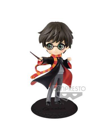 Figura Q Posket Harry Potter 14 cm - Harry Potter