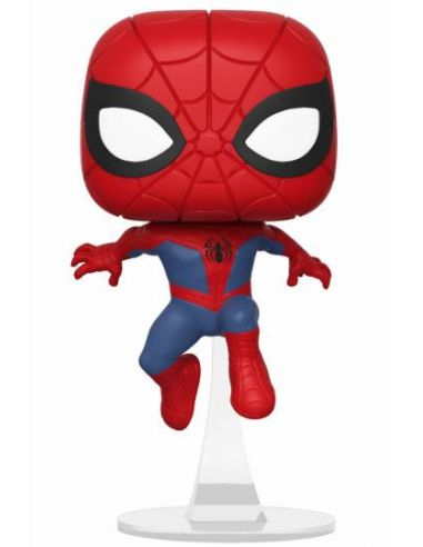 FUNKO POP! Peter Parker 404 - Spider-Man - Marvel