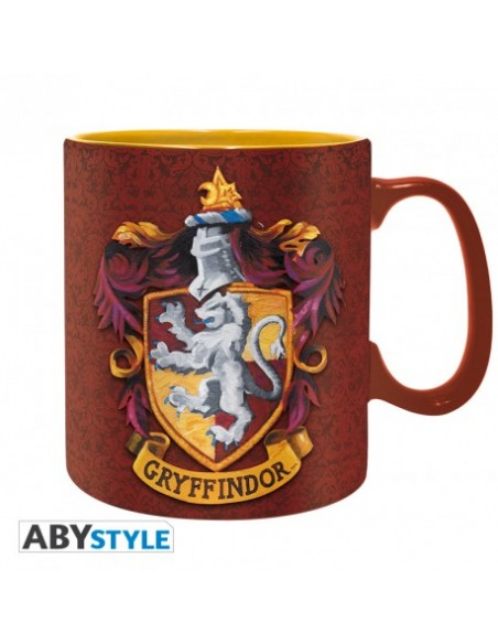 Taza Gryffindor 460 ml - Harry Potter