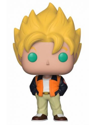 FUNKO POP! Goku Casual 527 - Dragon Ball