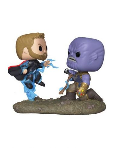 Funko Pop Thor Contra Thanos 707 Marvel Movie Moments