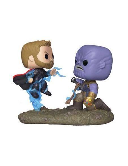 FUNKO POP! Thor contra Thanos 707 - Marvel - Movie Moments
