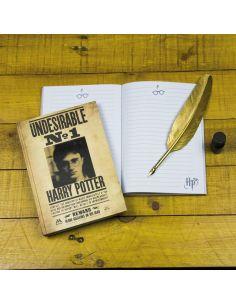 Libreta lenticular Undesirable nº1 - Harry Potter