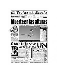 Periódico el Profeta - 1ª Edición España - Harry Potter