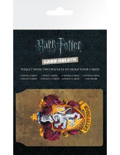 Tarjetero escudo Gryffindor - Harry Potter