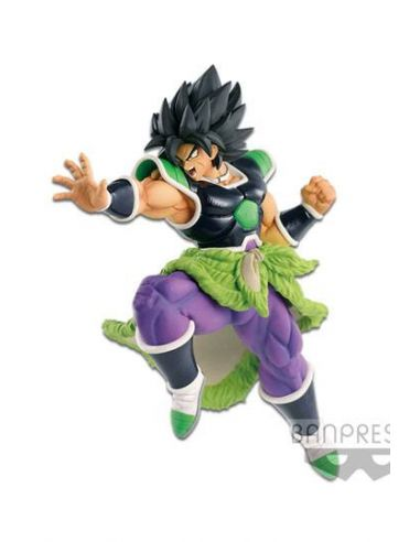 Super Movie Figura Ultimate Soldiers Broly 23 cm - Dragon Ball