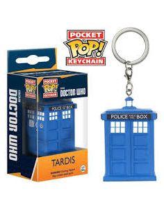 Llavero FUNKO POP! Tardis - Doctor Who