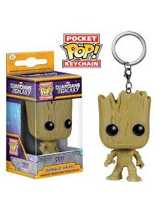 Llavero FUNKO POP! Groot - Marvel