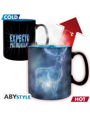 Taza térmica Expecto Patronum - Harry Potter