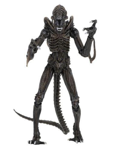 Alien marrón Ultimate Aliens Warrior 1986 - Alien