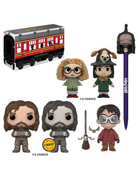 Kit Mistery Box Harry Potter Exclusive - Harry Potter