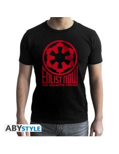 Camiseta Imperio Galáctico - Star Wars
