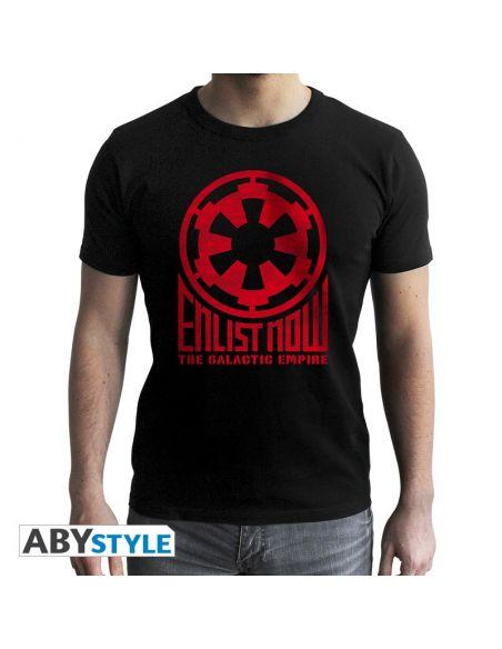 Camiseta Imperio Galáctico - Star Wars