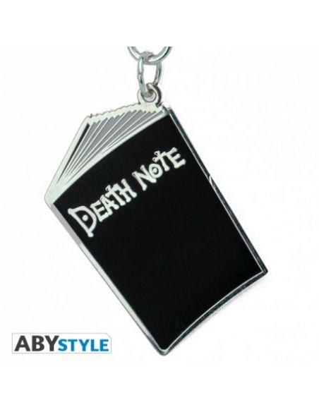 Llavero metálico Death Note