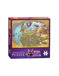 Puzzle mapa The Legend of Zelda: Majora's Mask