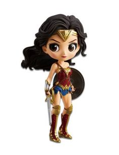 Figura Q Posket Wonder Woman 14 cm - DC Comics