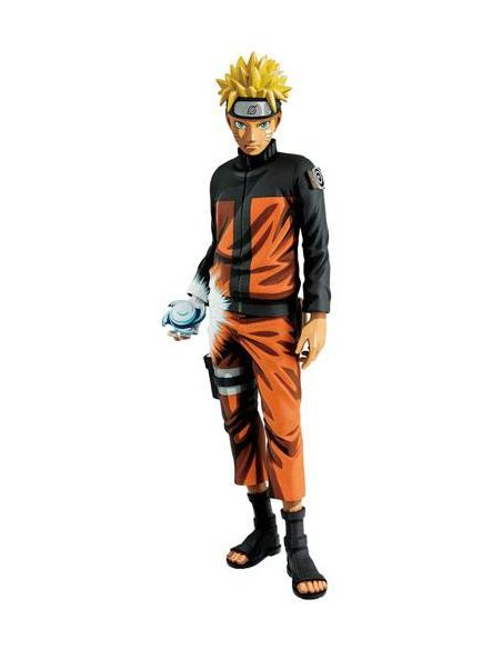 Figura Grandista Shinobi Relations Uzumaki Naruto Manga Dimensions 27 cm