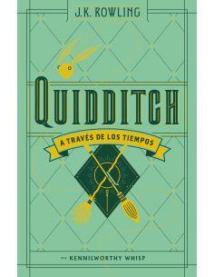 Quidditch a través de los tiempos - Libro Harry Potter
