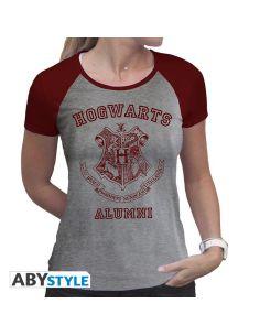 Camiseta Hogwarts Mujer - Harry Potter