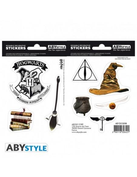 Pegatinas iconos - Harry Potter