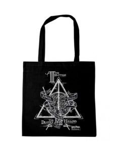 Bolsa algodón Las Reliquias de la Muerte - Harry Potter