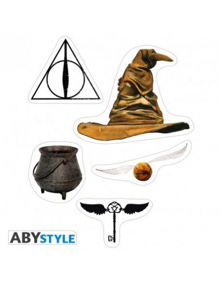 Pegatinas iconos - Harry Potter