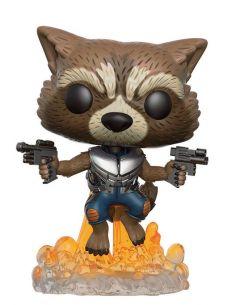 FUNKO POP! Rocket Raccon - Guardianes de la Galaxia