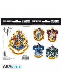 Pegatinas escudos - Harry Potter